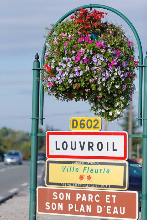 Commune de Louvroil.